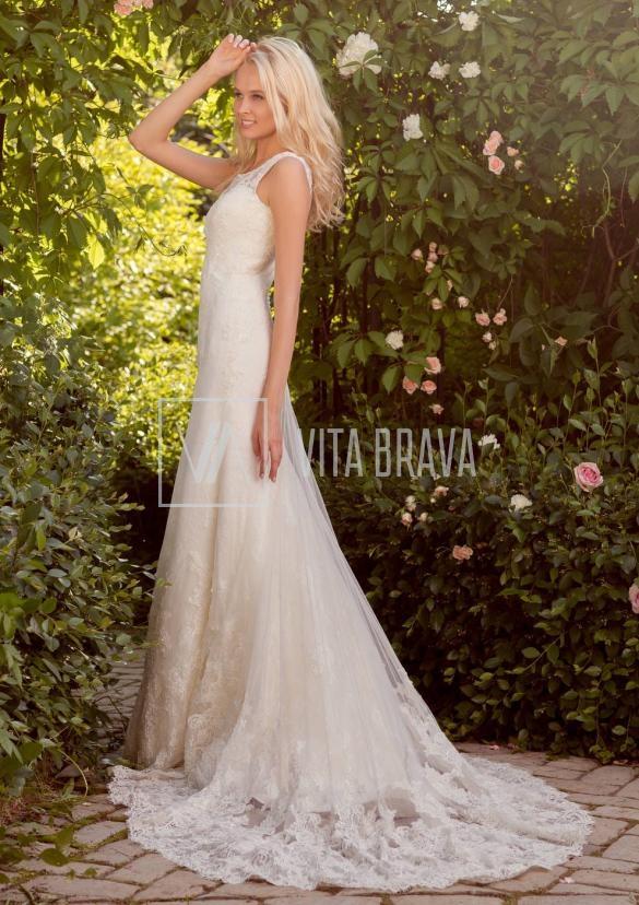 Свадебное платье WH5155 #4