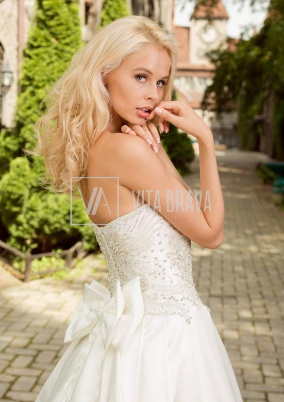 Свадебное платье WH5300 #4