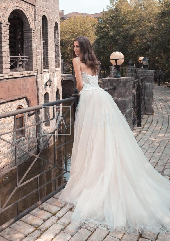 Свадебное платье WH5350 #5