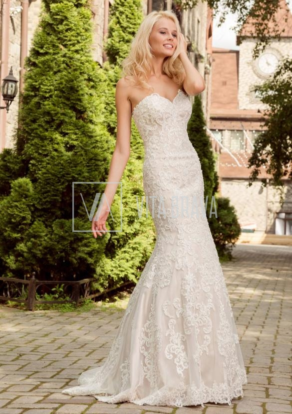 Свадебное платье WH5375 #2