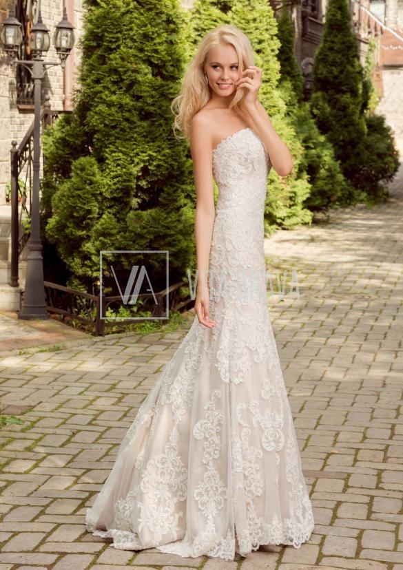 Свадебное платье WH5375 #10