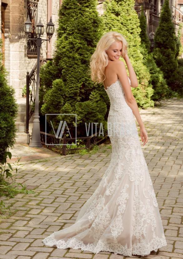 Свадебное платье WH5375 #7