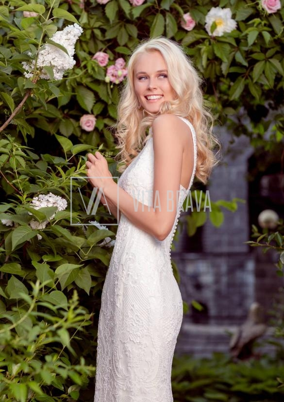 Свадебное платье WH5405 #7