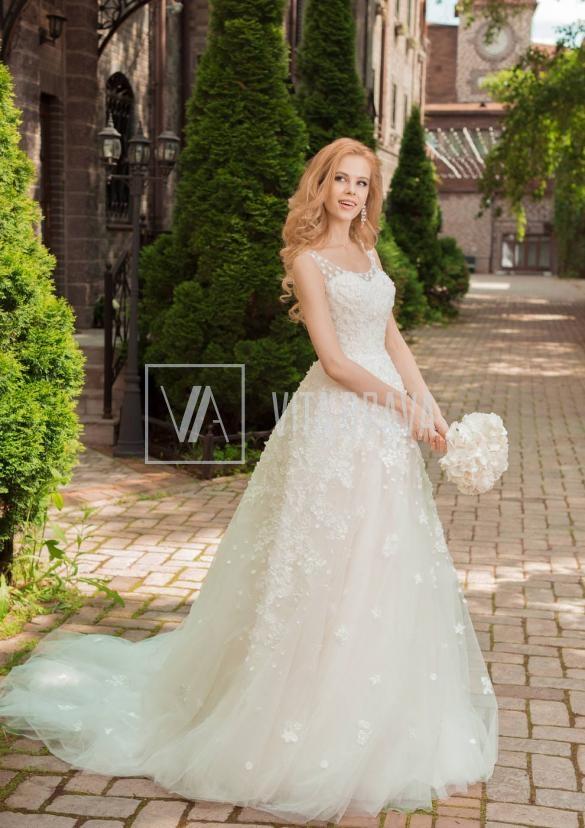 Свадебное платье WH5409 #2