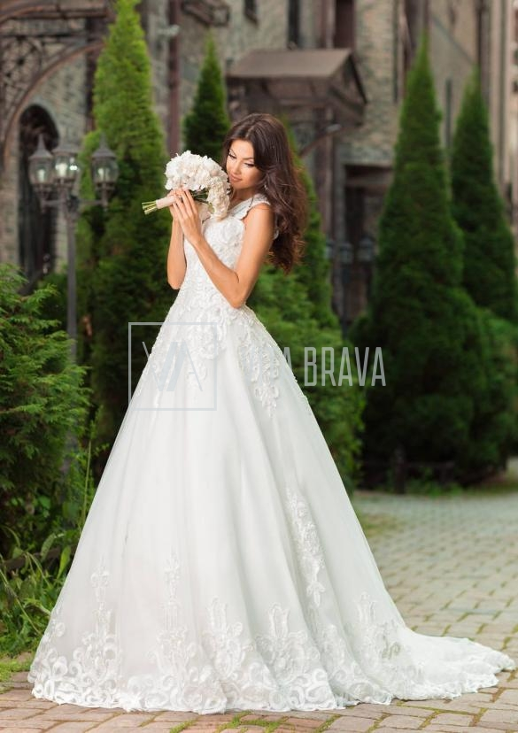 Свадебное платье WH5444 #7