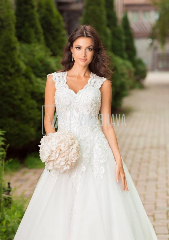 Свадебное платье WH5444 #10