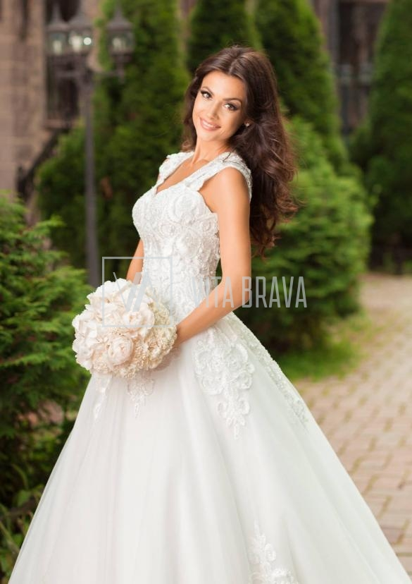 Свадебное платье WH5444 #11