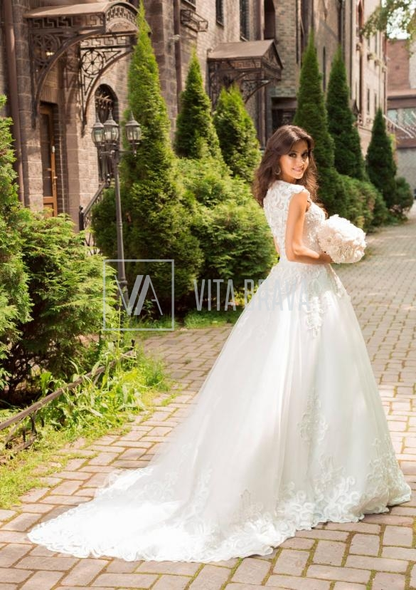 Свадебное платье WH5444 #14