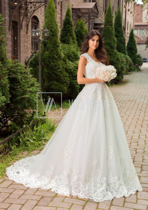 Свадебное платье WH5444 #4